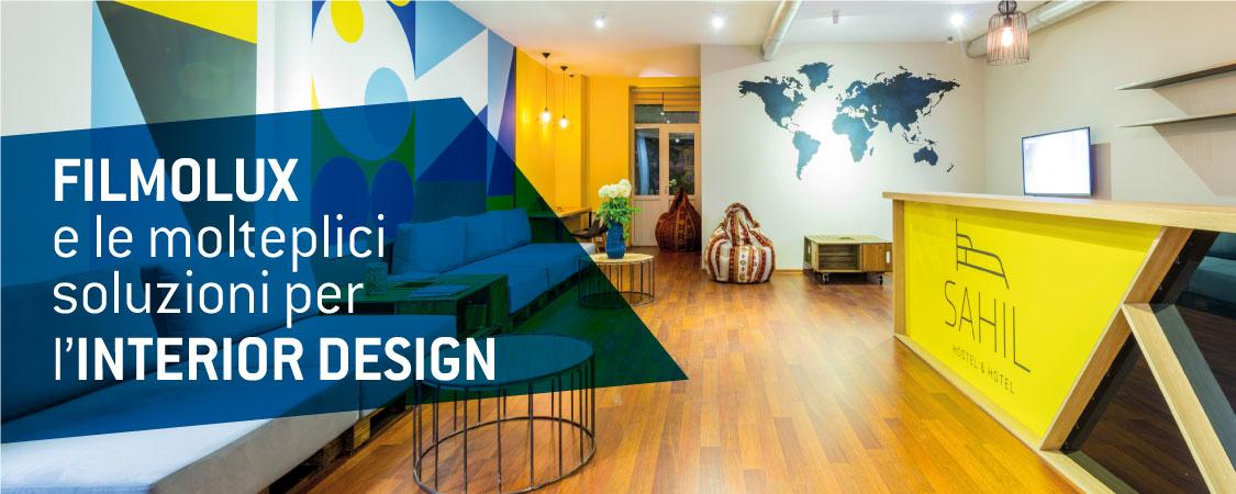 I nostri 5 consigli di Interior Design!